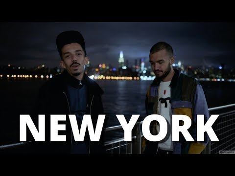 Youtube: On enregistre à New-York !