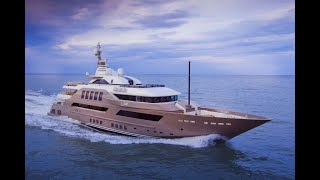 Superyacht J'ade by CRN