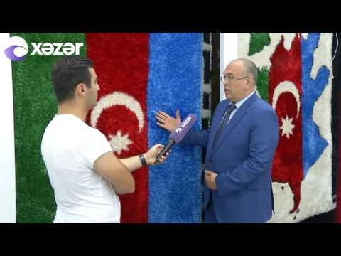Azərbaycan bayrağı ayaq altına sərilən xalçaya əks olunub - Dövlət atributuna hörmətsizlik?