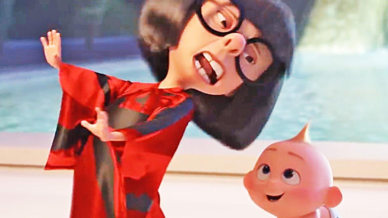 Edna back from america