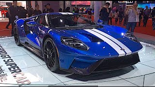 New 2018 Ford GT Supercar 2019 Performance