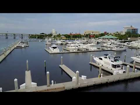 Quick Live Drone Stream - Legacy Harbour Marina - Fort Myers, FL