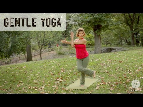 Gentle Yoga Routine: Effortless Grace (open level)