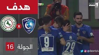 الهلال ينفرد بصدارة الدوري السعودي.. والاتحاد يهزم الوحدة بهدف «سفياني».. فيديو