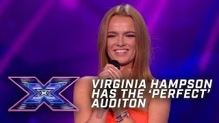 Virginia Hampson has the 'Perfect' Audition! | X Factor: The Band | Arena Auditions