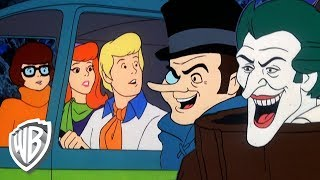 Scooby-Doo! en Español Latino America | El Joker y Penguin a Mystery Inc | WB Kids
