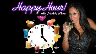 Happy Hour Cocktails at Spice Asian Fusion New Port Richey