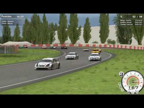 Race 07 -  BMW M3 GT2 - CHAYKA  