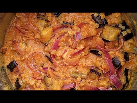 curry-d'aubergine-/-recette