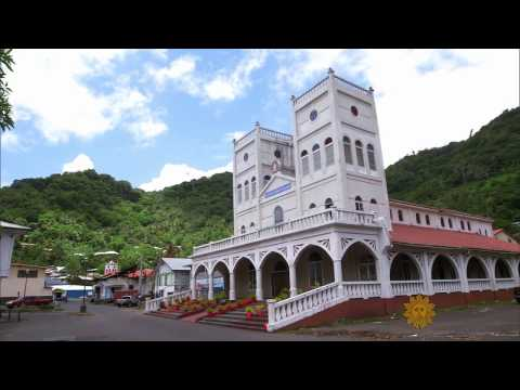 On the Trail: American Samoa