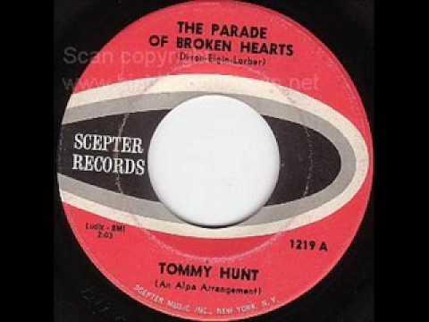 TOMMY HUNT  Parade of Broken Hearts  SEP '61