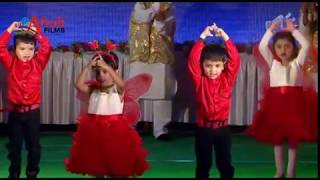 Laughing song  Annual Function of Crescent International School Aurangabad