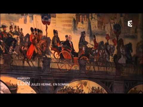Pourquoi chercher plus loin : Jules Verne, en Somme