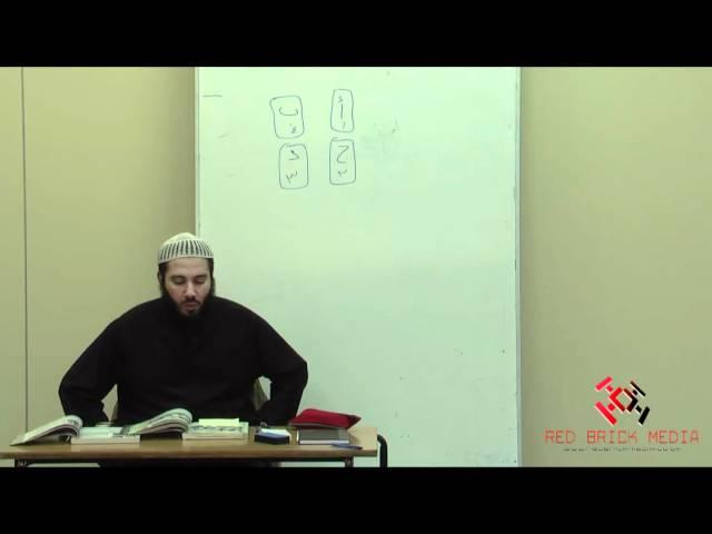 Al-Arabiyyah Bayna Yadayk by Ustadh Abdul-Karim Lesson 10b