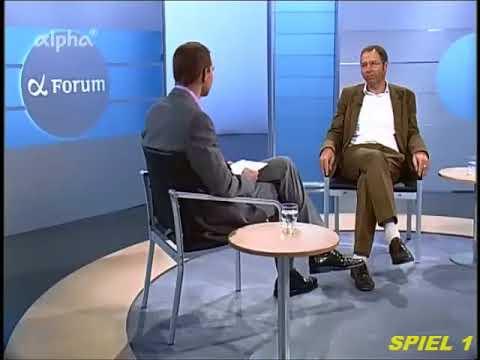 Eine Folge ALPHA FORUM - ZU GAST: UDO DAHMEN (POPAKADEMIE BW / SENDUNG VON 2006)