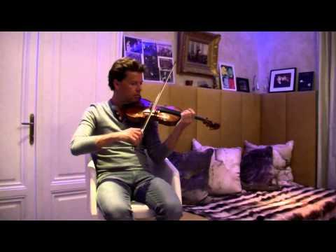 Julian Rachlin | Bowing Masterclass | Part 2 | 'Optimum Bow Angle, Contact Point & Change Technique'