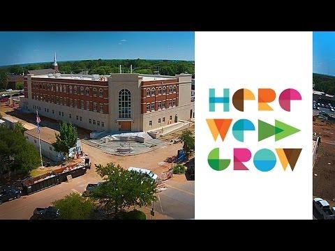 Here We Grow: Downtown Edmond