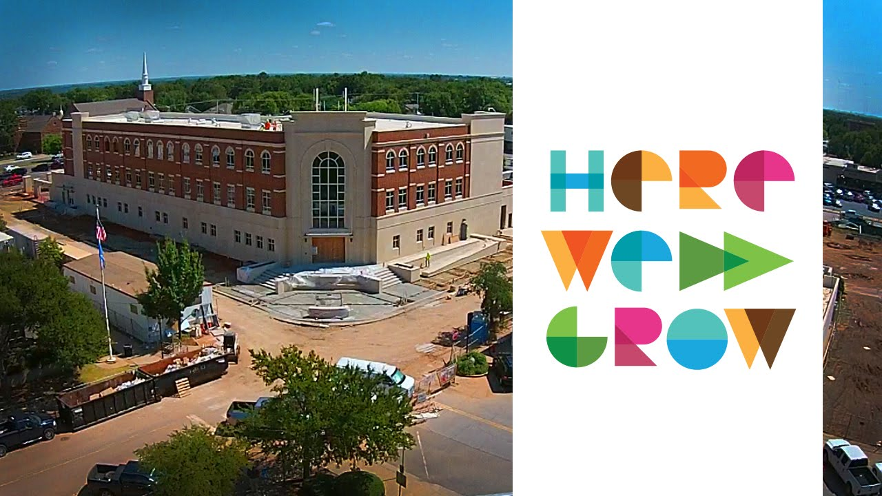 Here we grow downtown edmond youtube here we grow downtown edmond sciox Gallery