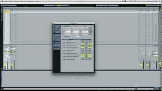 PadKontrol: Configuración MIDI en Ableton Live