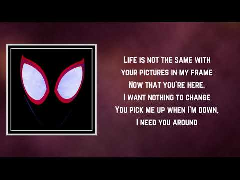Juice WRLD - Hide (Lyrics) feat. Seezyn
