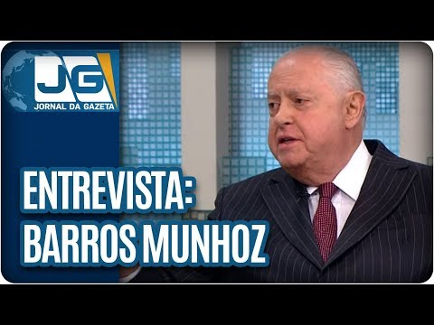 Maria Lydia entrevista Barros Munhoz, dep. Estadual - PSDB/SP, sobre as eleições