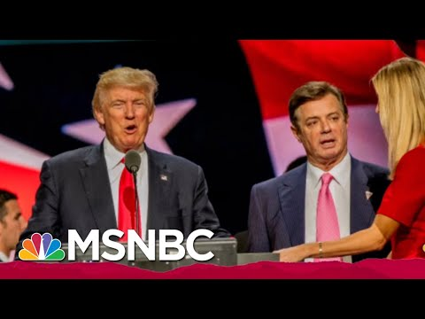 Robert Mueller Accuses Paul Manafort Of Lying Again, Yanks Plea deal | Rachel Maddow | MSNBC
