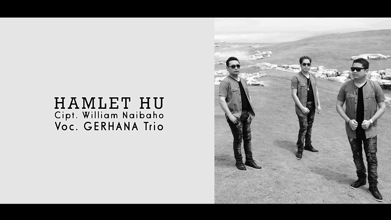 Hamlet Hu I Love You -  GERHANA TRIO Official Video