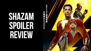 SHAZAM (Review w/ Spoilers)