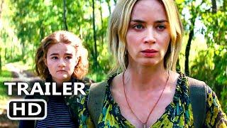 A QUIET PLACE 2 Trailer (2020) Emily Blunt Movie