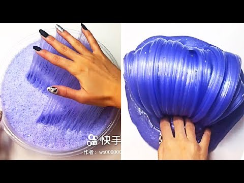 Relaxing Slime Compilation ASMR | Oddly Satisfying Video #25