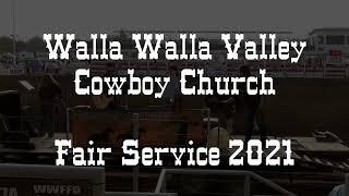 WWVCC Worship Gathering 9/12/2021 - Fair Service