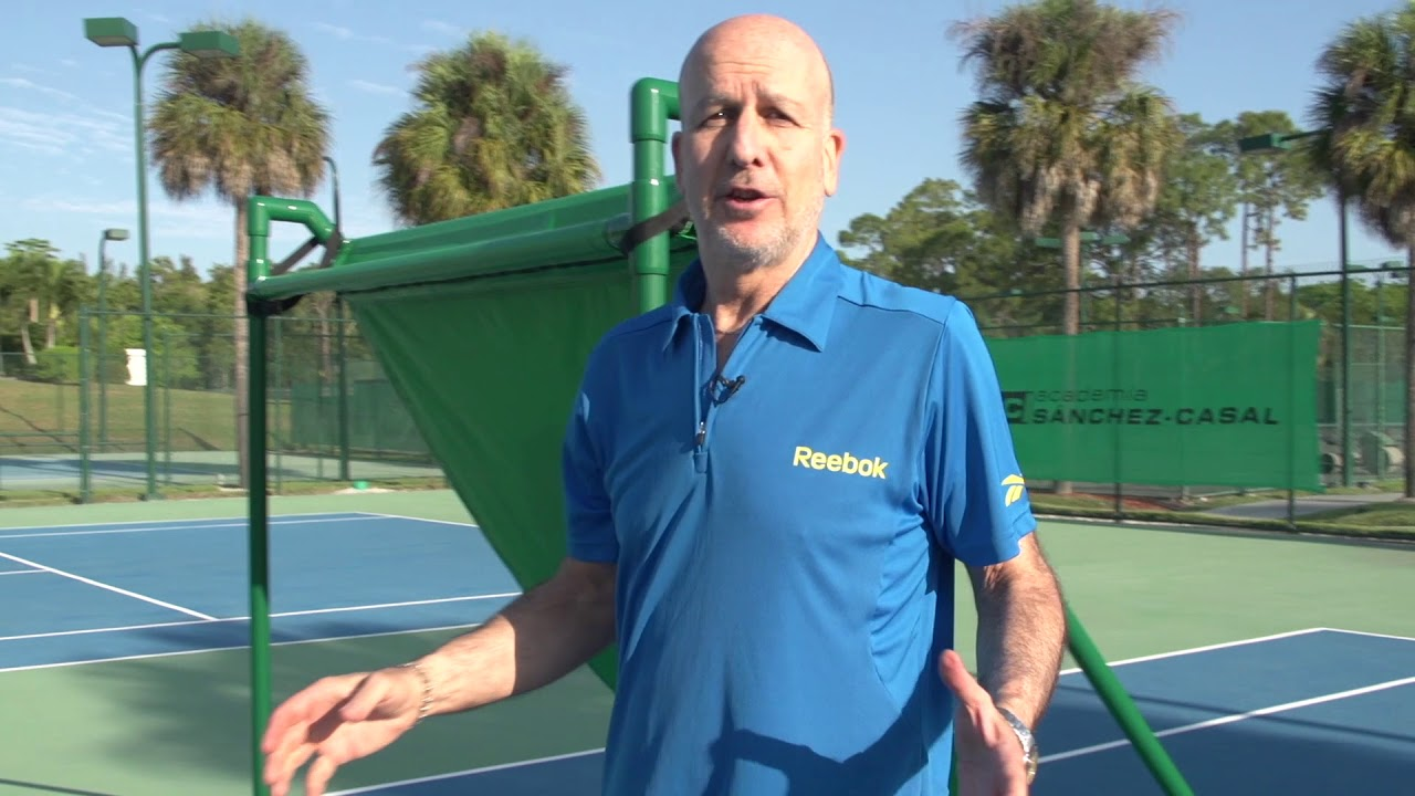 How to Set up the Perfect Pitch Rebounder
