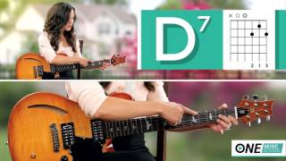 How to Play a D7 Chord on Guitar