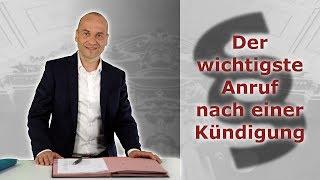 Tun Bei Einer Kündigu Arbeitsrecht Daniel Stern