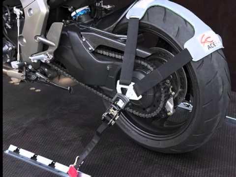remorques bremond sangle de roue sp ciale moto youtube. Black Bedroom Furniture Sets. Home Design Ideas
