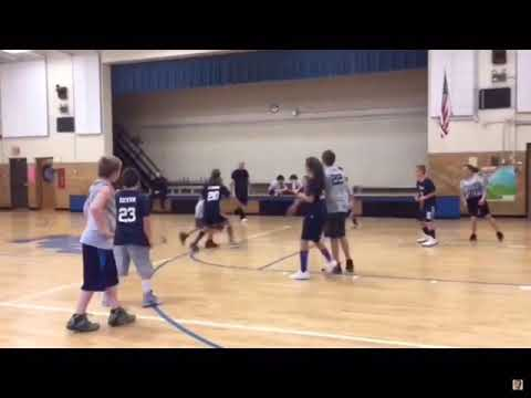 MULLENS ELEMENTARY SCHOOL' S BASKETBALL GAME!