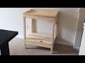 Handmade Haven Bar Cart:  Part 1