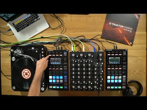 Live #4 : STEMS et TRAKTOR D2 (2/3) | Native Instruments