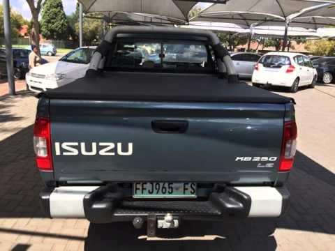 2005 ISUZU KB SERIES KB 250 LE D/CAB Auto For Sale On Auto Trader South Africa