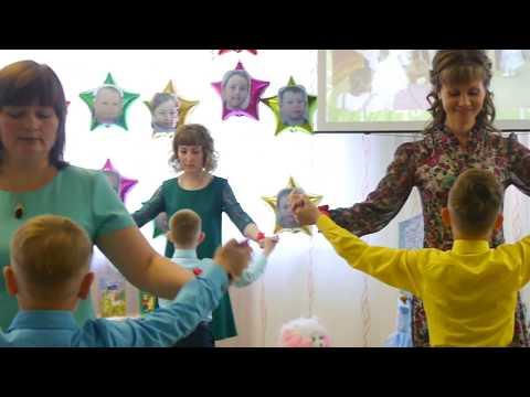Танец мам и сыновей