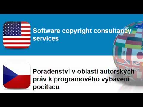 Learn Czech = Topic = Legal services
