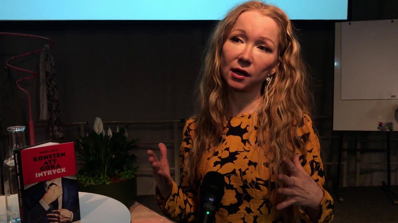 Angela Ahola - Marknadsföreningens dag 2018