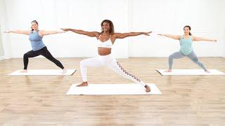 30-Minute Yoga Session With Koya Webb