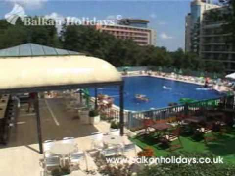 Hotel Sofia, Golden Sands, Bulgaria