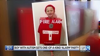 After nasty note, boy with autism to receive best surprise yet