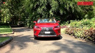 2018 Lexus NX300h | First Drive Review | OVERDRIVE