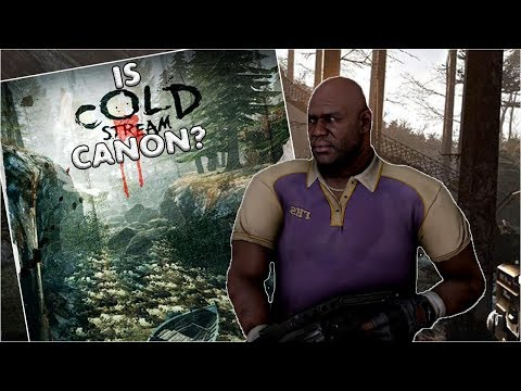 Is Cold Stream Canon? (An After L4D2 Discussion)