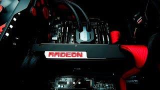 нОВОЕ ПОКОЛЕНИЕ Radeon Pro Duo СУПЕР ВИДЮХА