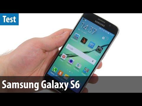 Samsung Galaxy S6 im PC-WELT-Test   deutsch / german