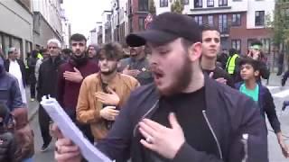 Ashura in Brussels, Belgium